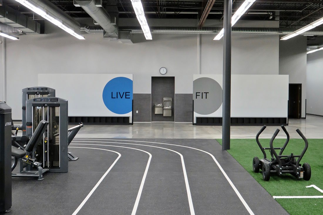 Live Fit Gym – Fairmont, MN