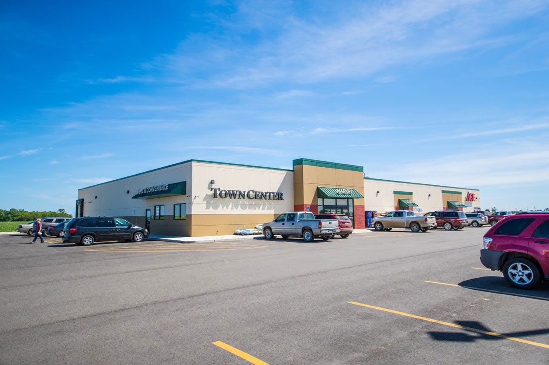 Town Center – Trimont, MN