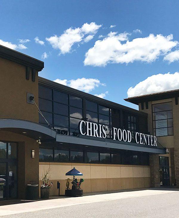 Chris' Food Center - Sandstone, MN