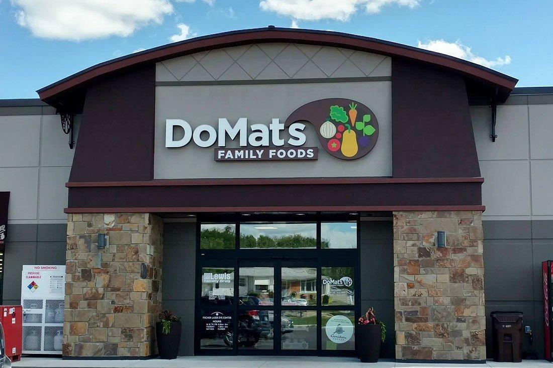 DoMat's Family Foods - Benson, MN