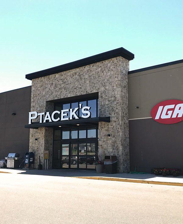 Ptacek's IGA - Prescott, WI