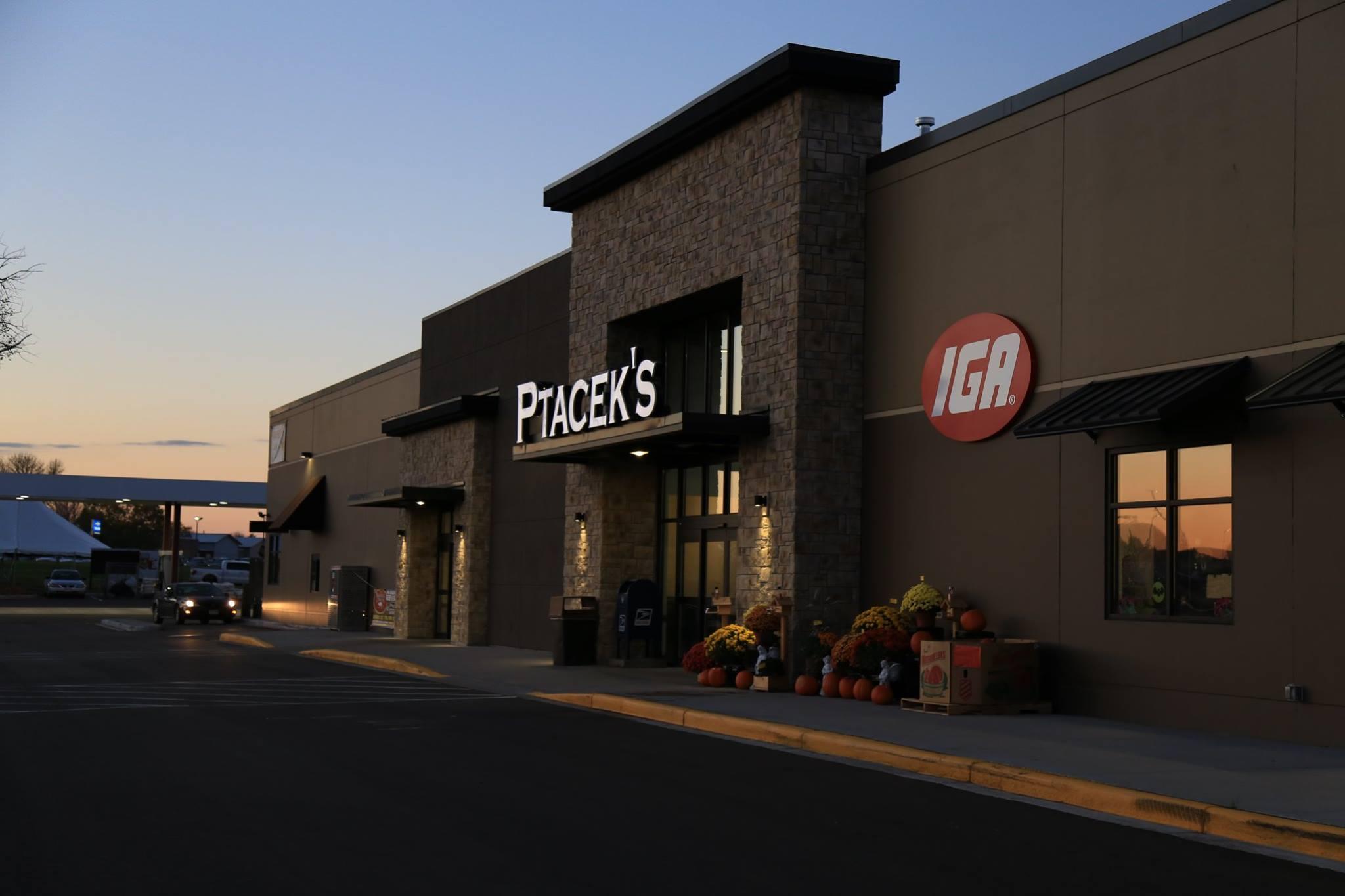 Ptacek's IGA – Prescott, WI